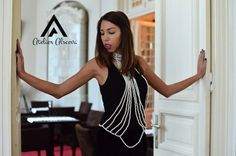 Pearl Harness - Atelier Alsceva