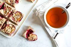 Nadýchaný švestkový koláč / Kitchenette