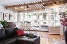 Grand holiday apartment on Gran Via, Barcelona