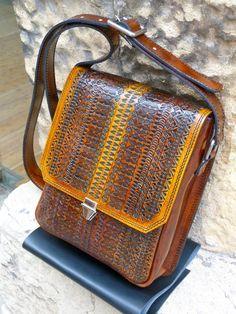 Bolso troquelado Stamping bag