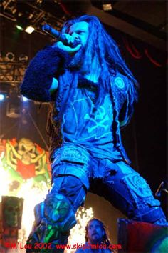 Rob Zombie- always puts on a good show!