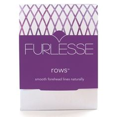 Furlesse Rows Anti-Aging Patches for Forehead Wrinkles