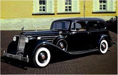 Stalin's Packard Twelve (Model 1936)  Darren Baker.  Imagen