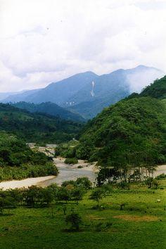 La provincia de Zamora eternamente verde, está al sur de la amazonía ecuatoriana, rodeada de montañas y ríos y bosque húmedo tropical.