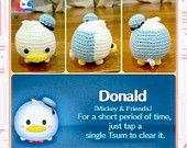 Tsum Tsum Donald Pattern