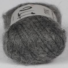 SENSAI Top Dark Gray - SENSAI - ITO garn