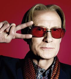 Bill Nighy in 'The Boat that Rocked'