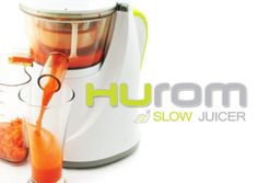 Hurom Slow Juicer - one of the best juicers on the market