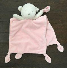 Shower Carter/'s Giraffe Baby Security Blanket Pacifier L21 Boys Girls Gift