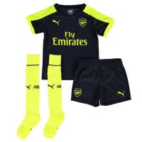 2016/2017 ARSENAL 2nd AWAY SHIRT KIDS