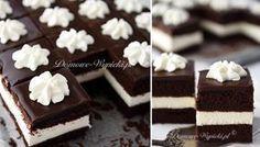 Tvarohové kostky s chutí kávy | NejRecept.cz Fun Desserts, Dessert Recipes, Sweet Bar, Czech Recipes, Cupcakes, Eclairs, Sweet And Salty, Gluten, Chocolate Recipes