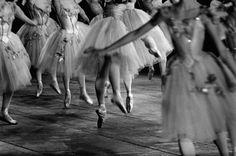 Ballet, Paris Opera, 1960 by Jeanioup Sieff (via travelthirst)