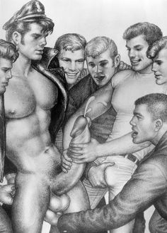 Artists Space Mounts Massive Tom of Finland Retrospective (NSFW) (2)