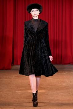 Christian Siriano Fall 2013 Ready-to-Wear Collection Slideshow on Style.com