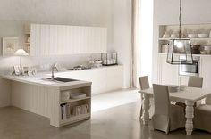 Cucine country chic country living stile moderno cucine componibili moderne cucine eleganti raffinate legno massello AURORA Poggibonsi Siena