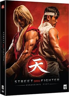 Street Fighter: Assassins Fist - Live Action Movie @ niftywarehouse.com