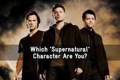 Took it three different times. Still got Sam Winchester, although I feel like I'm more of a mix between Dean and Sam.