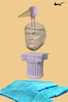 Dismorfia Digital Trump Waves