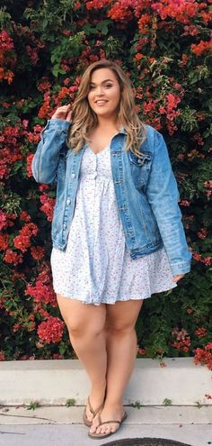 35 Casual Summer Outfits for Curvy Teen Girls Look Plus Size, Plus Size Casual, Plus Size Jeans, Plus Size Women, Plus Size Hair, Casual Plus Size Outfits, Curvy Plus Size, Curvy Outfits, Casual Summer Outfits