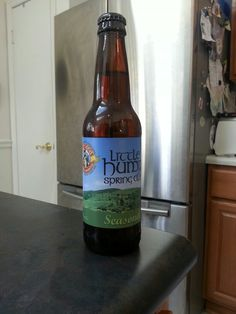 Highland Brewing Company: Little Hump Spring Ale: This brew has all the right hops in the right proportions.  If you want something fresh, this is it.