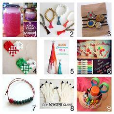 Crafts kids can make as gifts Part 1 #kids #kids_crafts #crafts