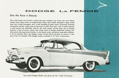 1956 Dodge Custom Royal La Femme