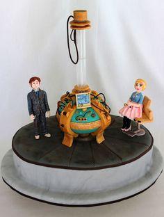 Inside The TARIDS Cake made by Love My Husband