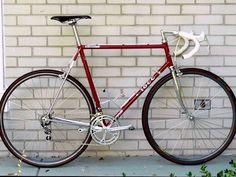 My first racing bike  Ciocc '84