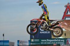 Chad Reed #22 Anaheim 1 2013