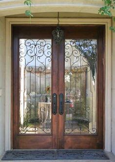 steel and wrought iron...send them my way