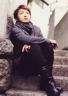 Satoshi Ohno, 大野智