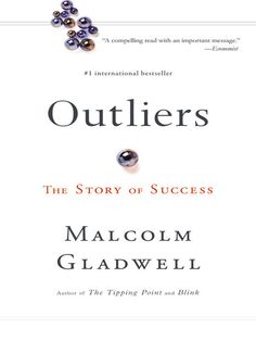 "NOTABLE NONFICTION! Outliers / Malcolm Gladwell ~ Malcolm Gladwell takes us on an intellectual journey through the world of ""outliers""--the best and the brightest, the most famous and the most successful. He asks the question: what makes high-achievers different? His answer is that we pay too much attention to what successful people are like, and too little attention to where they are from: their culture, their family, their generation, the idiosyncratic experiences of their upbringing."