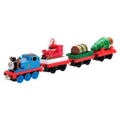 Thomas & Friends Collector Santa's Little Engine Presents For Boys, Thomas And Friends, The Collector, Kid Stuff, Latest Fashion, Target, Engineering, Santa, Toys