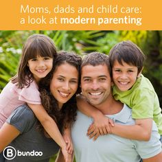Who typically tackles the household chores or the childcare duties in your family? How does that compare to when your parents or grandparents were raising kids? A recent study sheds some light on changing roles for parents. http://www.bundoo.com/articles/moms-dads-and-child-care-a-look-at-modern-parenting/