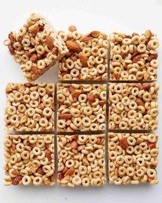 Honey Nut Cereal Bar