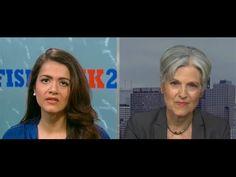 Jill Stein Interview • RT America • 14 July 2016 https://www.youtube.com/watch?v=yuahOCVCjlo