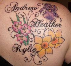 20 Tattoos Of Peoples Names Rheya Ideas And Designs