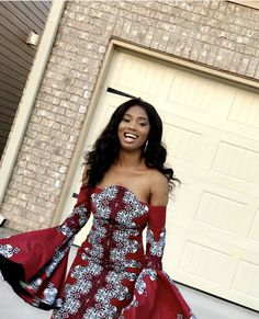 Ideal&Eazy % African Fashion Beautiful Ankara Styles To Rock This Season African Prom Dresses, Latest African Fashion Dresses, African Dresses For Women, African Print Fashion, Africa Fashion, African Attire, African Wear, Ankara Fashion, Ankara Styles For Women