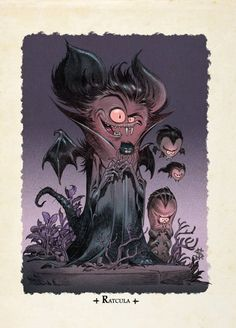 Interview: The Cute Monsters of Stan Manoukian Monster Mash, Cute Monsters, Interview, Wallpapers, Comics, Halloween, Anime, Movie Posters, Beautiful