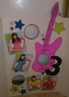 1000 Images About Fresh Beat Band Party On Pinterest