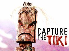 capture the tiki