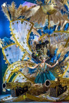 carnaval 2013, candidatas
