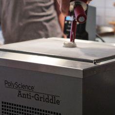 TT-NEWS: PolyScience Visits The TT Test Kitchen, Sous Vide Cooking method