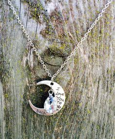 The Moon & The Stars by Aethelwyne Jewels on Etsy