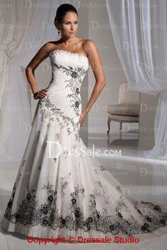 Custom Made Luxurious Croset Bodice Lace Top Quality Sheath Wedding Dress 2016 Black Lace Wedding Gown Corset Wedding Gowns, White Wedding Gowns, Gorgeous Wedding Dress, Colored Wedding Dresses, Bridal Dresses, Beautiful Dresses, Lace Wedding, Prom Dresses, Mermaid Wedding