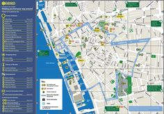 Liverpool tourist attractions map Maps Pinterest