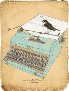 type bird by tabitha emma
