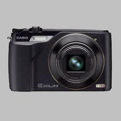 """We've found the best digital cameras that will surely make her smile.      Casio Exilim EX-FH100  Able to capture 40 frames per second, this model is perfect for the Mom of budding athletes (or kids who simply won't sit still!). She won't have to worry about missing the """""""