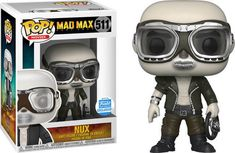 Funko Pop Immortan joe Chase Mad Max New Nuevo Exclusive