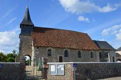 Eglise de la Sainte-Trinité te Corny (Eure 27)